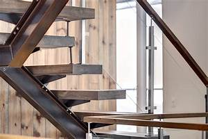 Escalier Style Industriel Escalier Droit Style Industriel
