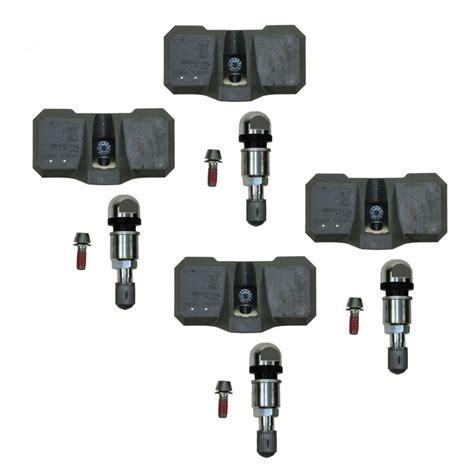 tire pressure monitoring 2004 ford windstar regenerative braking dorman tire pressure sensor monitoring system tpms set of 4 for chevy gmc truck ebay