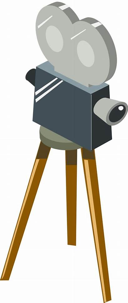 Camera Cartoon Clipart Sign