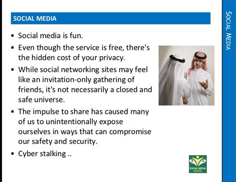 cyberstalking  safety tips  social networks