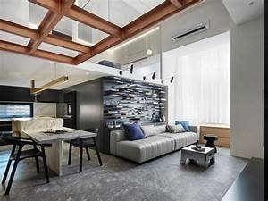 Fantastic, Apartment, With, A, Small, Footprint, And, A, High, Ceiling