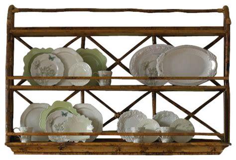 wall displayplate rack farmhouse display  wall shelves  kenian