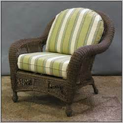 High Back Patio Chair Cushions Canada by Wicker Patio Furniture Cushions Creativity Pixelmari Com