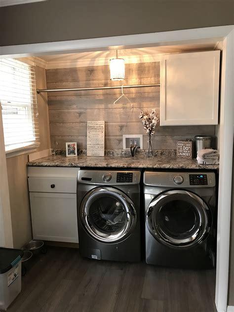 the cutest laundry room closet laundry laundrycloset