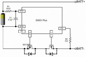 Diy Power Bank Circuit Diagram  How To Make A Power Bank