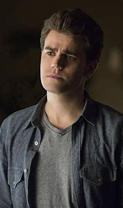 Stefan Up Close - The Vampire Diaries - TV Fanatic