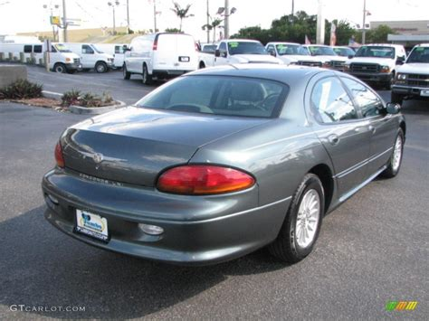 2004 Chrysler Concorde Lxi by Onyx Green Pearl 2004 Chrysler Concorde Lxi Exterior Photo