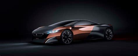 Peugeot Onyx Concept Peugeot Concept Cars  Peugeot Uk