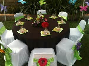 rental chair covers magical fairy garden theme birthday party themes for