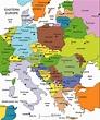 Large Eastern Europe Map