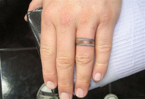 26 beautiful wedding ring tattoo design entertainmentmesh