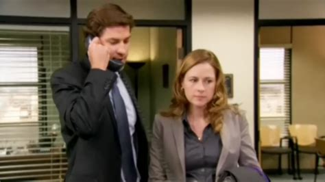 John & Jenna Images The Office Season 6 Bloopers Hd Wallpaper And Background Photos (22345285