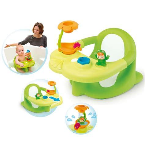 siege bebe cotoons siège de bain cotoons vert jeux et jouets smoby