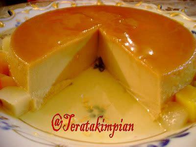 Resepi kek gula hangus ll resepi legend. TERATAK IMPIAN -: :-: Puding Karamel