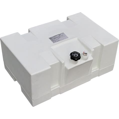 Todd Below Deck Fuel Tank by Aluminum Center Console Boats