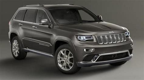 gray jeep grand cherokee 2017 2017 jeep grand cherokee trailhawk and summit variants
