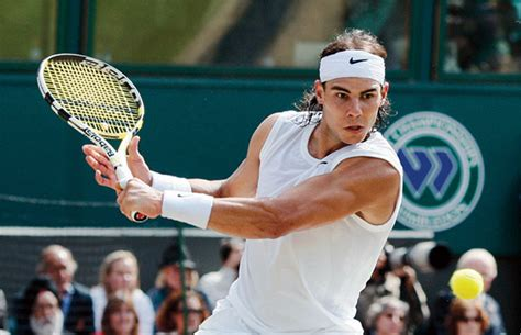 Rafael Nadal As A Role Model For Young Athletes Fortleft