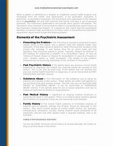 how to transcribe a psychiatric assessment report With psychiatrist report template