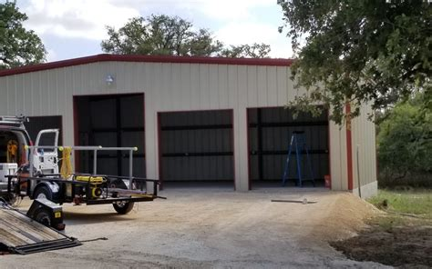 metal building electrical wiring electrician floresville