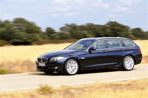 bmw  series touring review top speed