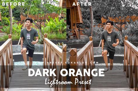 Best lightroom presets pack 2021 for free. Free Dark and Orange Lightroom Preset XMP + DNG ...