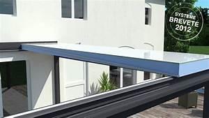 Panneau Sandwich Isolant Toiture Bac Acier : toitures verandas fenestore youtube ~ Melissatoandfro.com Idées de Décoration