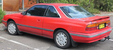 file 1988 mazda mx 6 gd turbo coupe 23211532172 jpg wikimedia commons