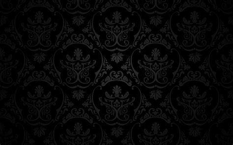 Tapete Schwarz Muster by Schwarzes Muster Tapete Hd