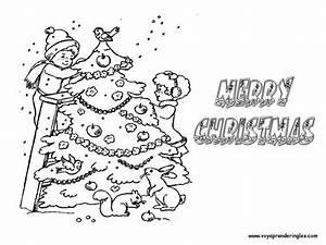 PARA COLOREAR Tarjetas De Navidad Para Colorear