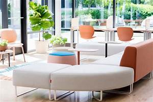 Curved, Furniture, The, Growing, Commercial, Interior, Design