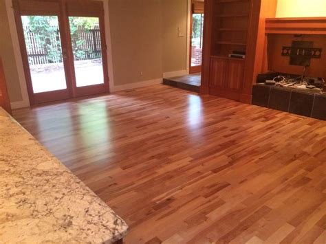 Hickory Wood Flooring Pros And Cons by American Cherry Wood Flooring Floor Crafters Boulder