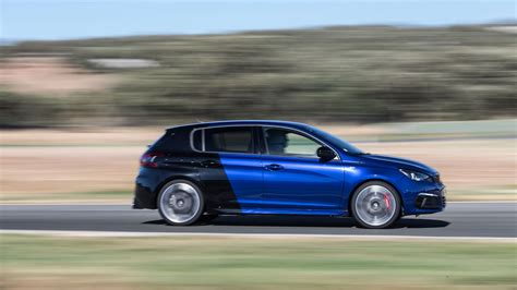 Peugeot 308 Review by Peugeot 308 Gti Facelift 2017 Review By Car Magazine