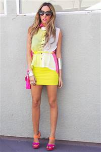 Neon outfits 32