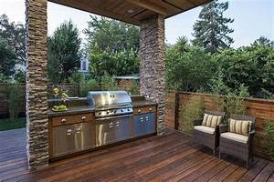Fanci, Outdoor, Barbeque, Area