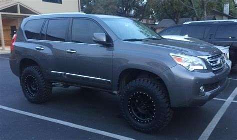 lifted lexus gx460 nice local gx460 with lift and tires ih8mud forum