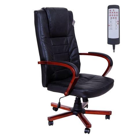 chaise de bureau massante cuir chaise de bureau magasin en ligne gonser