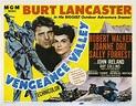 Vengeance Valley (1951) dvd-r Director: Richard Thorpe ...