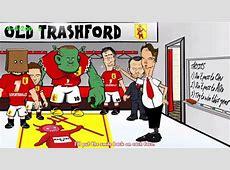 Animasi Kocak Sambut Premier League Musim Anyar