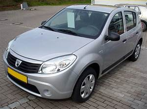 4 4 Dacia : file dacia sandero 1 4 mpi ambiance platingrau jpg wikimedia commons ~ Gottalentnigeria.com Avis de Voitures