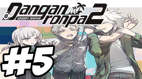 Super Dangan Ronpa 2 Ep 5 Free Time Youtube
