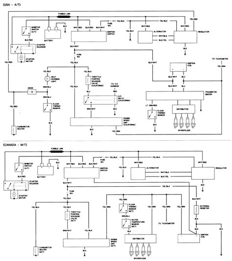 mazda 323 ignition wiring diagram mazda 323 relay diagram