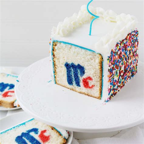 surprise  cakes  birthdays  parenting
