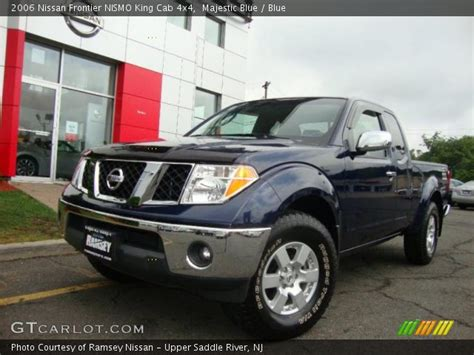 2006 Nissan Frontier Nismo King Cab 4x4