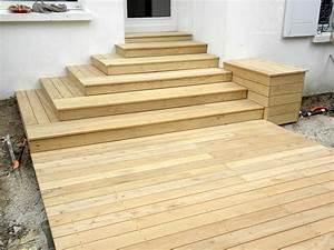 Lame De Bois Pour Terrasse : lame en acacia ~ Premium-room.com Idées de Décoration
