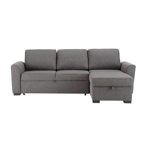 grey fabric corner 3 4 seater grey fabric corner sofa bed montréal maisons