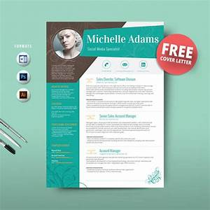 16 ms word resume templates with the professional look With creative professional resume templates free