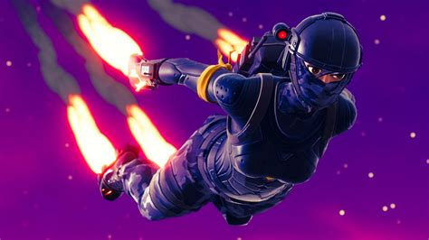 Elite Agent Skydive Fortnite Battle Royale By Ar170891 On
