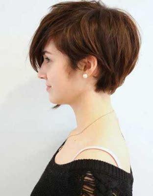 short hair style model  latest women male