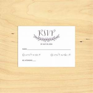 Printable rsvp card for Printable rsvp cards