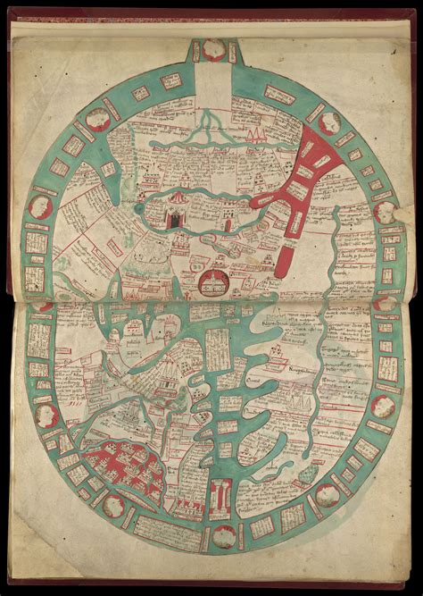 world maps   british library picturing